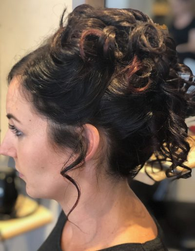hair up 2